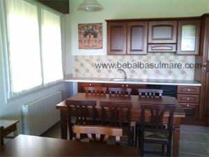 Salone Cucina Camino 05